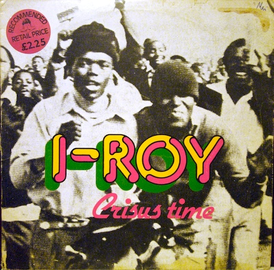 I ROY Crisus Time